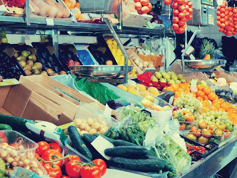 Organic Stores